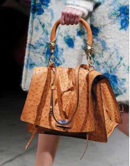 Borse Prada autunno inverno 2016 2017 moda donna   Borse